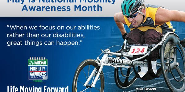 National Mobility Awareness Month