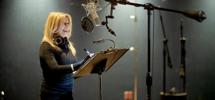 Kat Cressida, A Busy Voice Actress Who Almost Lost That Voice To Cancer